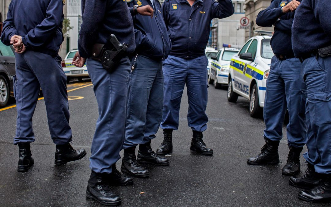 South African police actively involved in White Farmer attacks